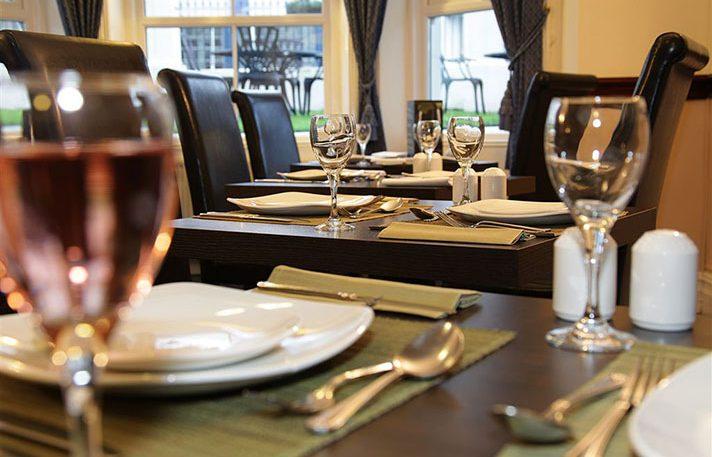 Restaurant for Dinner