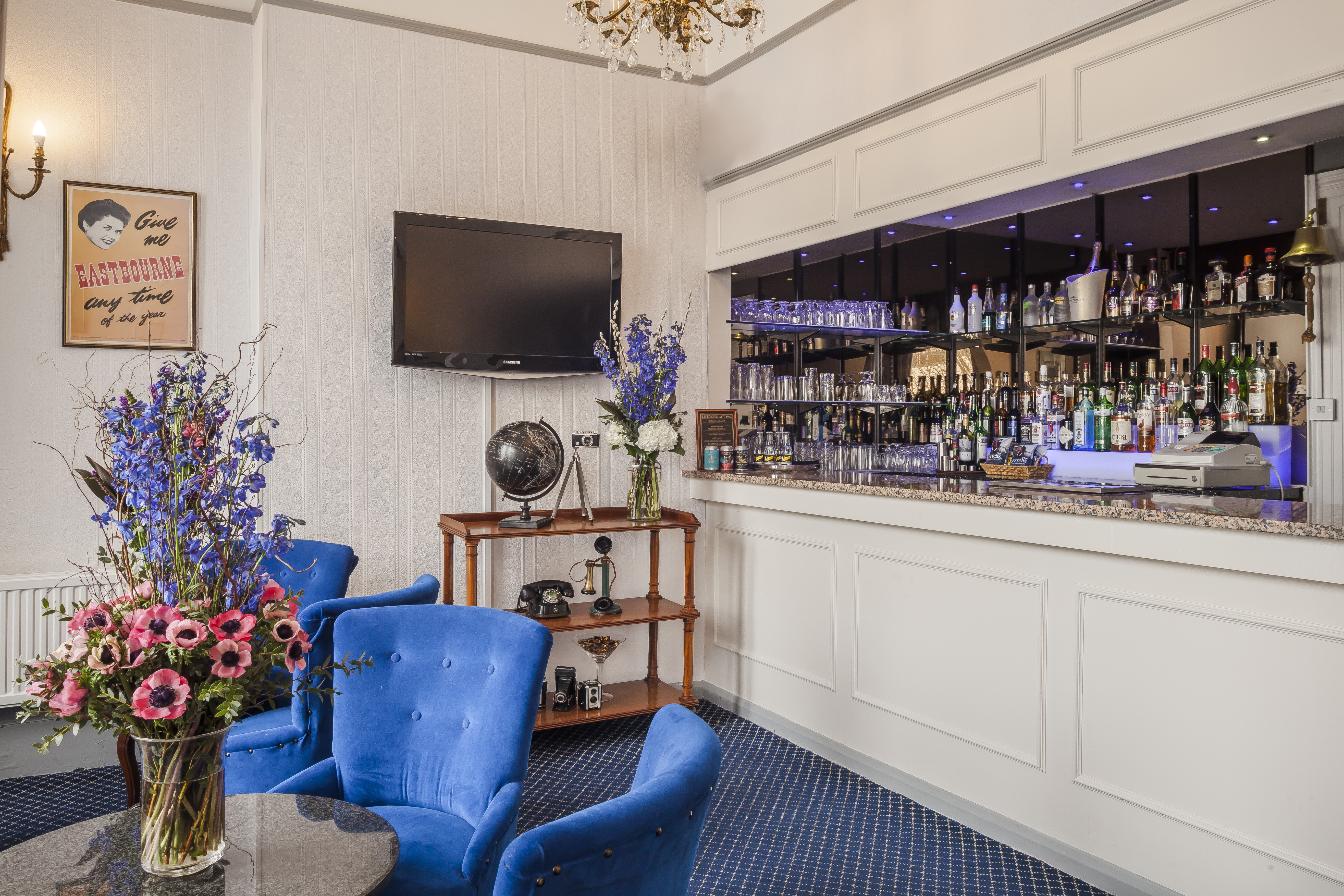 Harrys Bar at The Devonshire Park Hotel