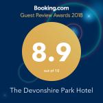 Booking.com Review Score 2018